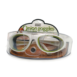 Onion Goggles White Frame