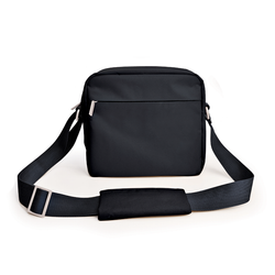 Black Urban Lunch Bag.