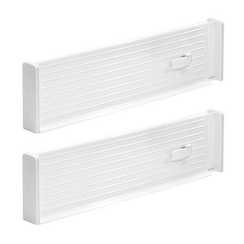 These dividers are 10.7 cm high and extends from 34.75 cm. to 52.75 cm. long