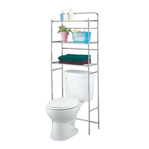 Bathroom Shelves Over Toilet Storage Bathroom Space Saver