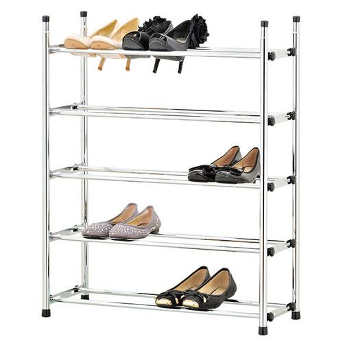 4-tier stackable shoe stand   shoe rack   shoe storage   shoe racks   shoe shelf   shoe shelves