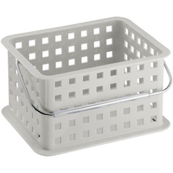 Light Gray Spa Basket.
