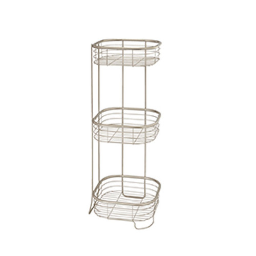 Forma 3 Tier Satin Storage