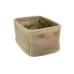 Knit Storage Basket Large