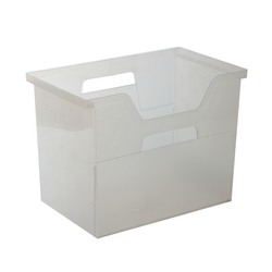 FILE BOX-OPEN TOP - LARGE