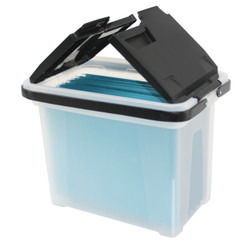 HANDY FILE BOX WING LID