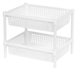 LARGE 2-TIER MULTI-PURPOSE RACK