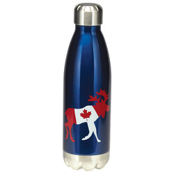 MOOSE FLAG INSULATED BOTTLE