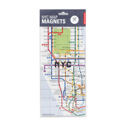 MAP MAGNETS NEW YORK CITY