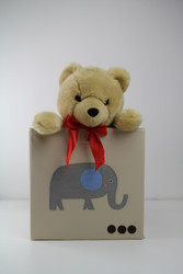 "ELEPHANT 13"" OPEN STORAGE CUBE"