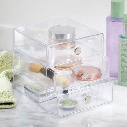 CLARITY ORGANIZER THREE DRAWER