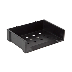 STACKING LETTER TRAY - BLACK