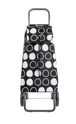 Shopping Trolley ROLSER Black 2 Wheels