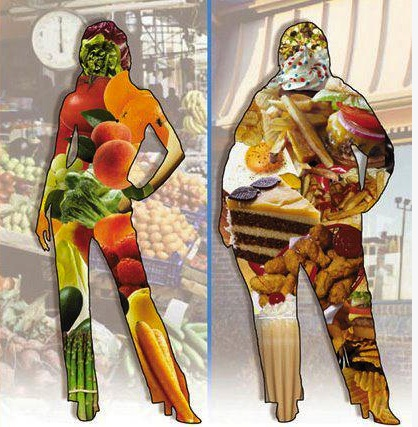 Body Food Type Choices