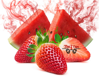 Watermelon Strawberry E Liquid