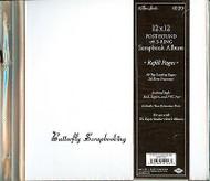 12x12 Post Bound Scrapbook Album Refill Page Protectors Paper Studio 101372 New