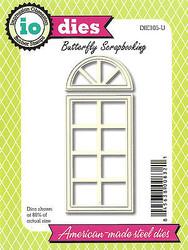 Arched Window Door American made Steel Dies by Impression Obsession DIE105-U New