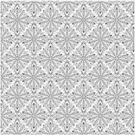 Batik Pattern Cover A Card Background Unmounted Rubber Stamp IO Stamp CC168 New