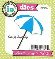 Beach Umbrella American made Steel Dies by Impression Obsession DIE181-I New