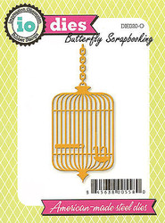 Birdcage American made Steel Dies by Impression Obsession DIE020-O New