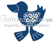 DUCK LACE BABY DUCKY DIE Craft Die Cutting Die Tattered Lace Dies D566 New