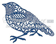 Elegant Lace ROBIN Bird DIE Craft Die Cutting Die Tattered Lace Dies D551 New