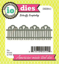 Fence Arch Fence American Made Steel Die Impression Obsession DIE004-J New