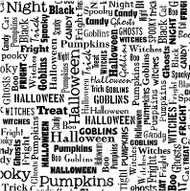 Halloween Cover A Card Background Unmounted Rubber Stamp Impression Obsession Ne
