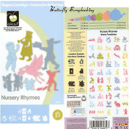 NURSERY RHYMES CRICUT CARTRIDGE Die Cutting Cartridge