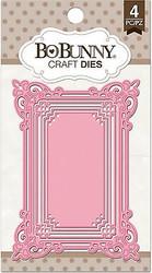 Ornate Frame Dies Craft Die Cutting Dies BoBunny Crafts Die 12839783 New