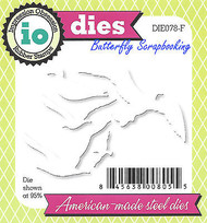 Seagulls Birds Set American Made Steel Dies by Impression Obsession DIE078-F New