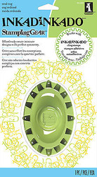 Stamping Gear Oval Cog by Inkadinkado New