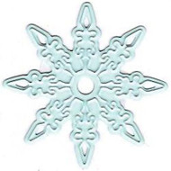WINTER SNOWFLAKE Die Craft Steel Die Cutting Die by Joy! Crafts 6002/2019 New