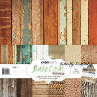 Base Coat #3 Collection 12X12 Scrapbooking Kit Kaisercraft Paper Crafting NEW