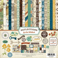 Family Reflections Collection 12X12 Scrapbooking Kit Echo Park Paper Co New