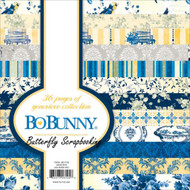 GENEVIEVE Collection Scrapbooking 6x6 Paper Pad 36 Pages BoBunny 18517105 NEW