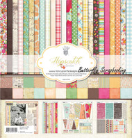 Girl Hopscotch Collection 12X12 Scrapbooking Kit Fancy Pants Designs New