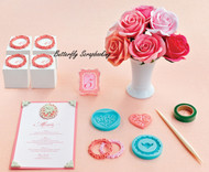 Heirloom Starter Kit Crafters Clay Martha Stewart Crafts Paper Crafting NEW