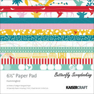 Hummingbird Collection 6.5 inch Paper Pad Scrapbooking Kit Kaisercraft NEW