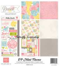 Mother Dearest Mom Collection 12X12 Scrapbooking Kit Echo Park Paper NEW