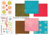 RENEE 8X8 Scrapbooking Kit Me & My BIG Ideas NEW
