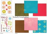 RENEE 8X8 Scrapbooking Kit Me & My BIG Ideas NEW