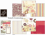 SAVANNAH 8X8 Scrapbooking Kit Me & My BIG Ideas NEW