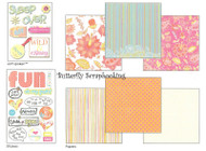 SLEEP OVER 8X8 Scrapbooking Kit Me & My BIG Ideas NEW
