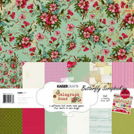 Telegraph Road Collection 12X12 Scrapbooking Kit Kaisercraft Paper Crafting NEW