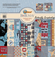 Vacation Travel Detour Collection Pack 12x12 Scrapbooking Kit BoBunny 13116346
