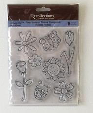 Clear Stamps, Flowers For You - NEW, 119940