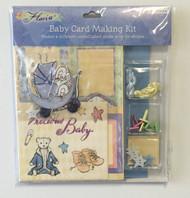 Baby Card Making Kit - NEW, 21034
