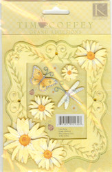 Grand Adhesions, Daisy Frame Sticker, K&COMPANY - NEW, 554313