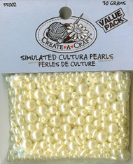 Simulated Cultura Pearls
